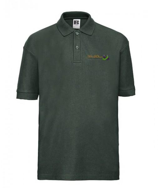 Kinder-Polo-Shirt Mischgewebe