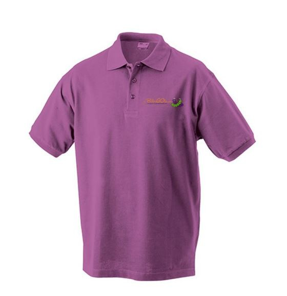 Kinder-Polo-Shirt Baumwolle